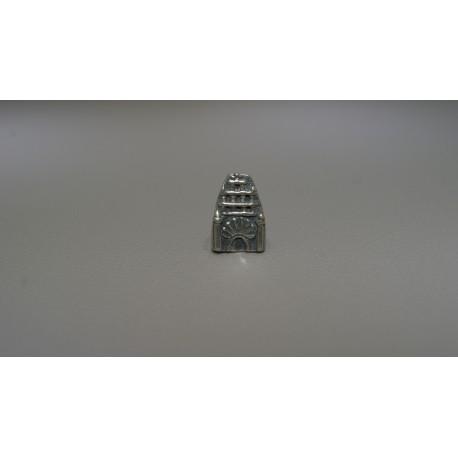Charm ermita grande plata vieja