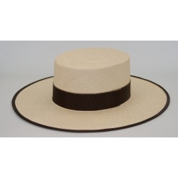 Sombrero Panamá Fernández y Roche Natural