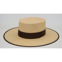 Sombrero panamá Fernández y Roche Habano