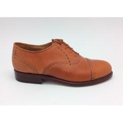 Zapato de piel mod 846