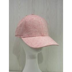 Gorra espiga rosa