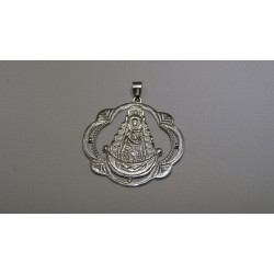 Medalla V. Rocío pandereta Grande