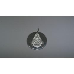 Medalla V.Rocío redonda