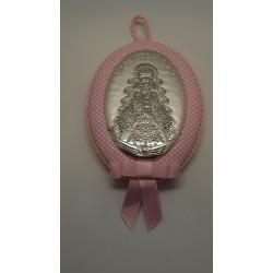 Medallon Virgen del Rocío Lunares